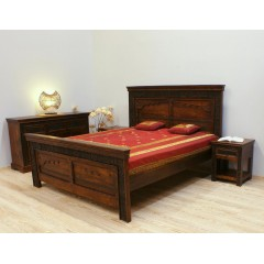 Łóżko MS 160