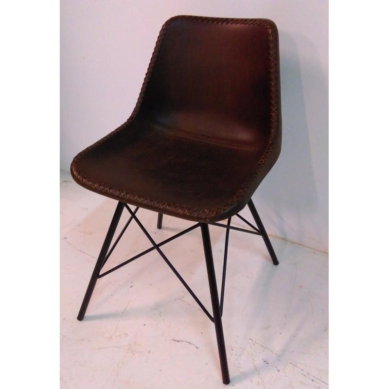 Krzesło skóra M