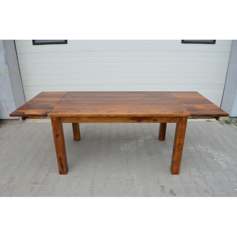 Drewniany Stół rozkładany 145x90