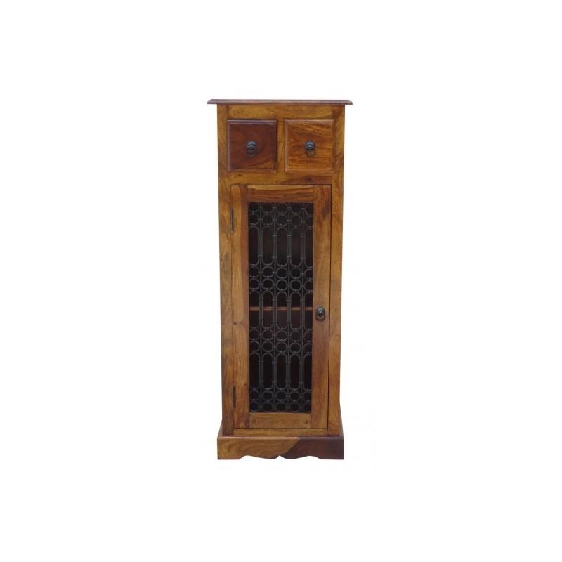 Kolonialna drewniana Komoda JALI 120x45