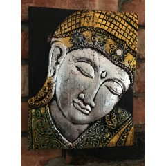 Panel Budda