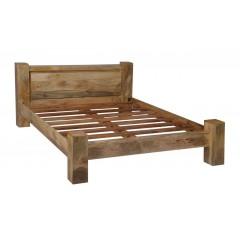 Drewniane Łóżko ZENM 140x200