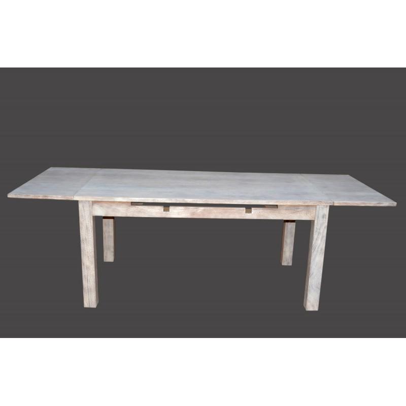 Drewniany Stół rozkładany 160x90x76