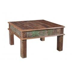 Indyjski kawowy stolik 46x74x74