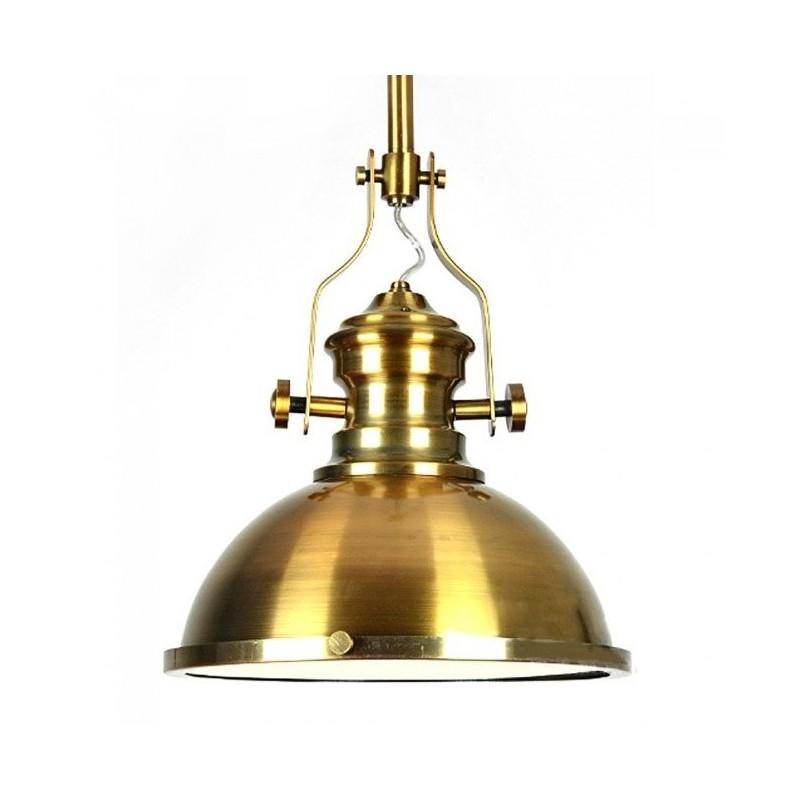 Lampa wisząca w stylu industrialnym