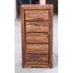 Komoda z drewna palisandru 120x60x40