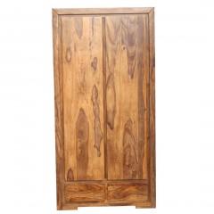 Indyjska szafa z drewna 200x100x60
