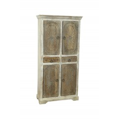 Drewniana szafa 180x90x40