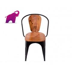 Industrialne krzesło 82x54x54