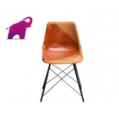Industrialne krzesło 80x49x45