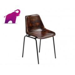 Indyjskie Krzesło LOFT 80x46x44
