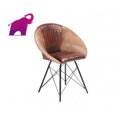Indyjskie krzesło LOFT