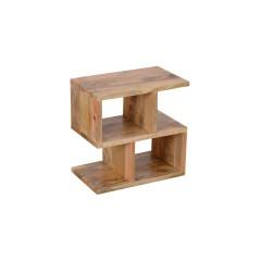 Drewniany regał 50x30x50