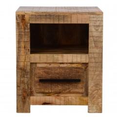 Rustykalna szafka nocna 50x40x60