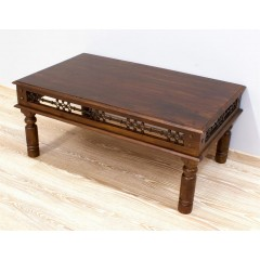 Drewniany stolik Jali 116X70X60