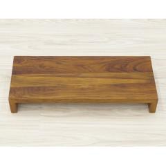 Drewniana kolonialna półka 60X25X9