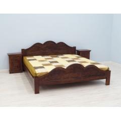 Kolonialne indyjskie łóżko 180x200
