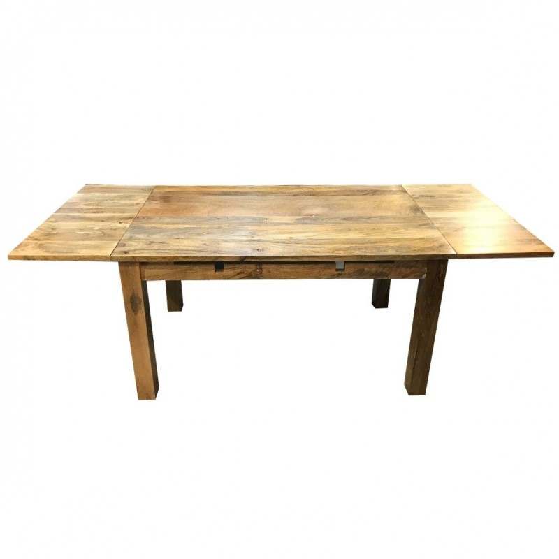 Indyjski Stół rozkładany 140x90x76