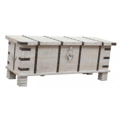 Indyjska drewniana skrzynia 45x116x40