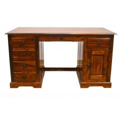 Klasyczne drewniane biurko 150x70x80