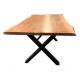Drewniany stół w stylu LOFT 150x90x76