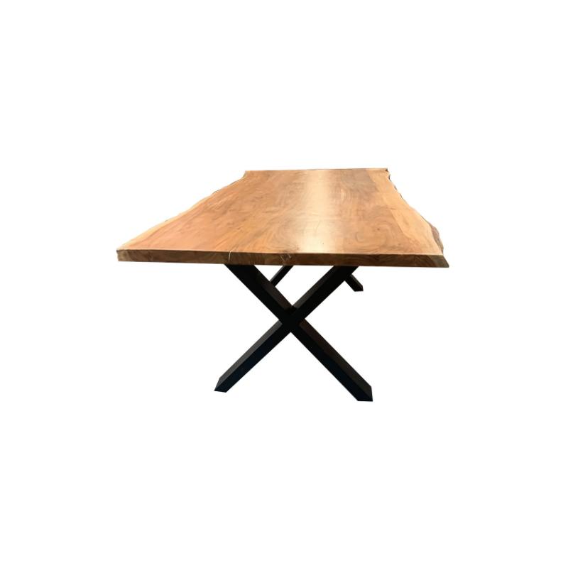 Drewniany stół w stylu LOFT 180x90x76