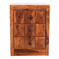 Drewniana szafka nocna 40x60x45