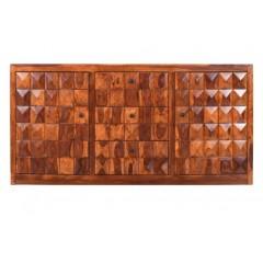 Drewniana hinduska komoda 180x90x40