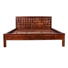 Drewniane łóżko Diamond 160x200