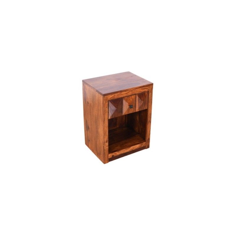 Palisandrowa szafka nocna 45x35x60