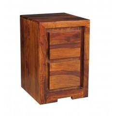 Palisandrowa szafka nocna 40x45x60