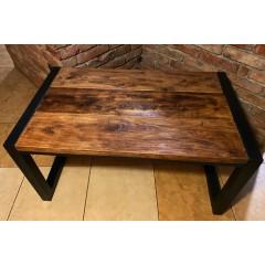 Rustykalny stolik 100x60x51