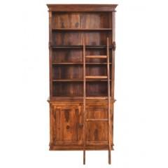 Klasyczna drewniana Biblioteczka 250x42x120