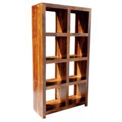Drewniany regał ZEN 190x100x35