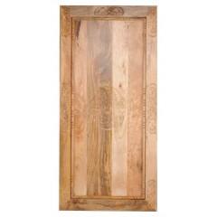 Drewniane indyjskie drzwi 210x100x4