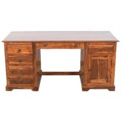 Klasyczne drewniane biurko 170x70x80
