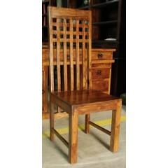 Kolonialne indyjskie Krzesło 110