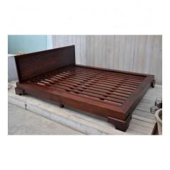 Drewniane Łóżko 160x200