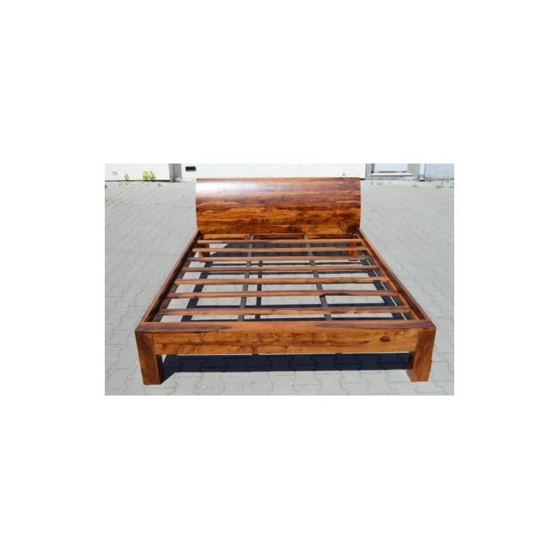 Indyjskie drewniane Łóżko 160x200
