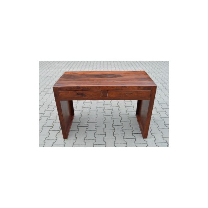 Kolonilane drewniane biurko NANO H 120