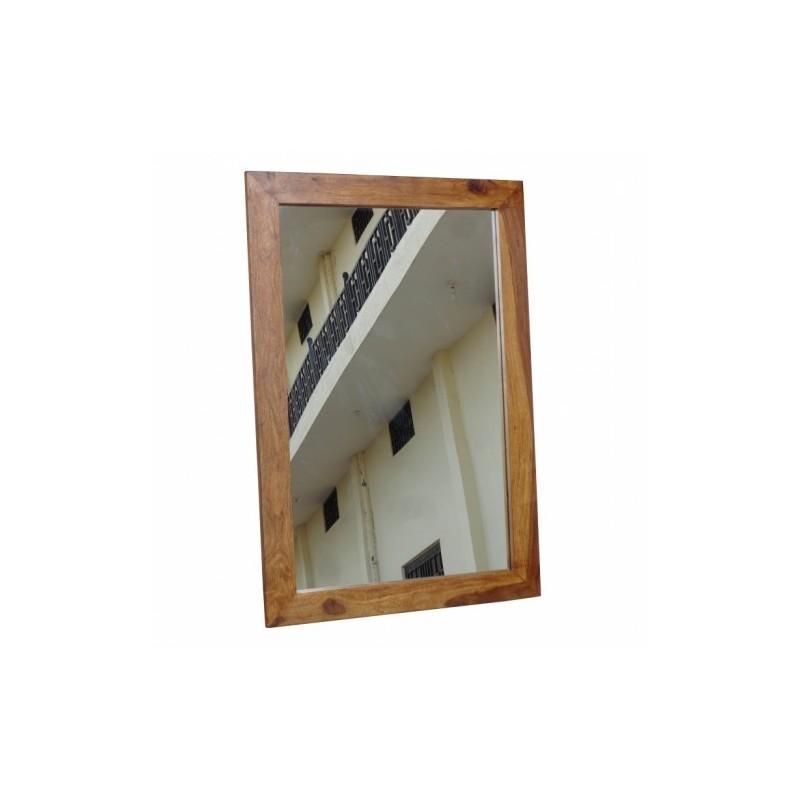 Drewniane Lustro ZEN 80x120