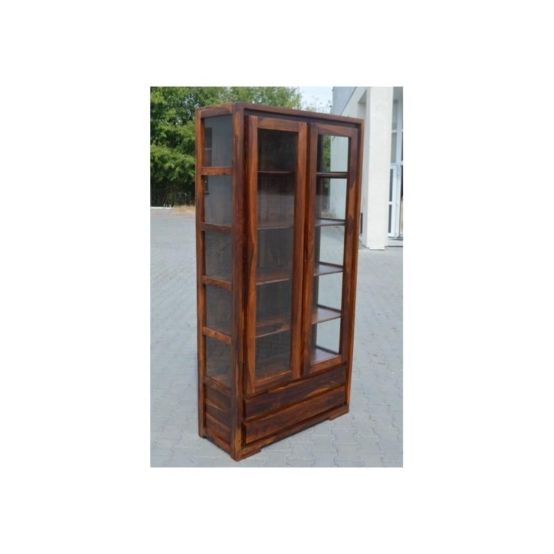 Drewniana Witryna ZEN 200x100