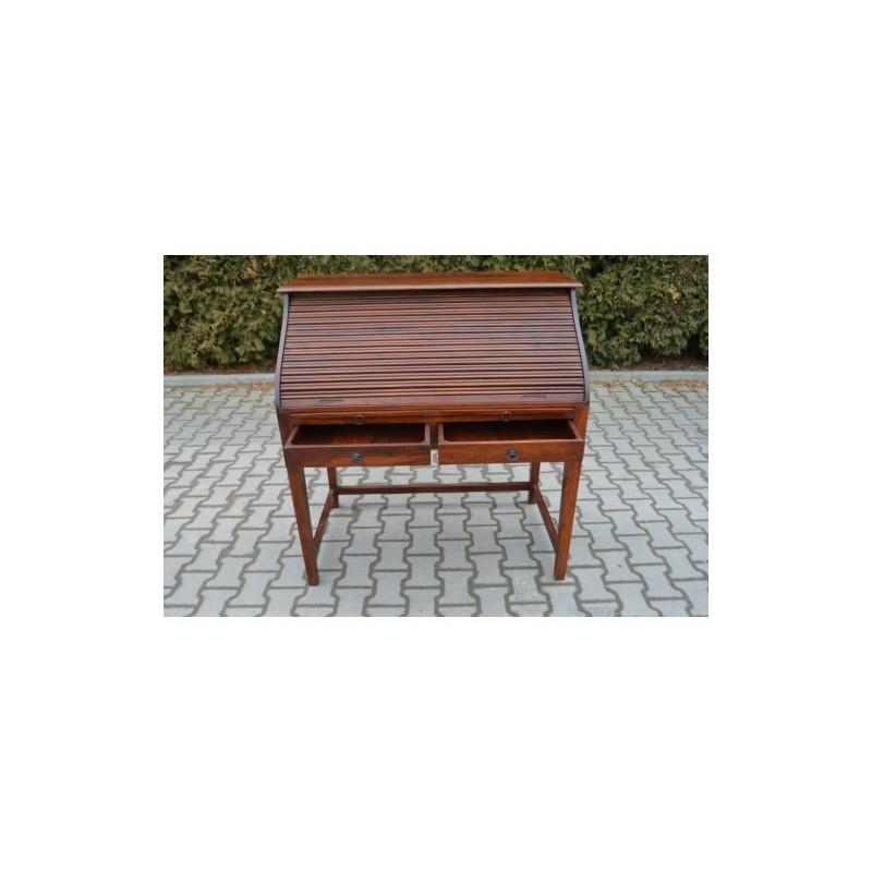Drewniany sekretarzyk 115x110x60